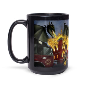 COFFEE CUP, 15 OZ, FIREMAN PSALMS