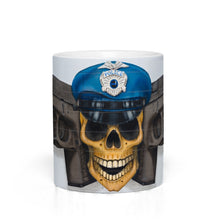 COFFEE CUP, 11 OZ, POLICE JR