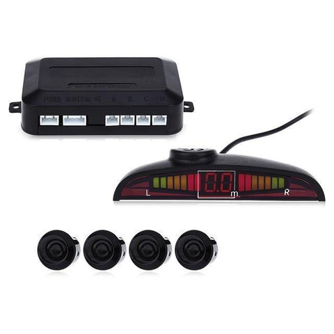 Reverse Assistance Car Parking Sensor Kit