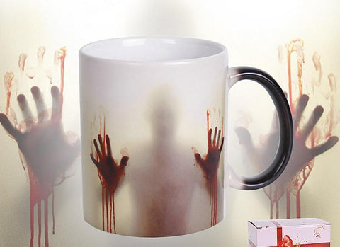 The Walking Dead Color Changing Mug