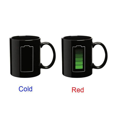 Magic Battery Color Changing Cup