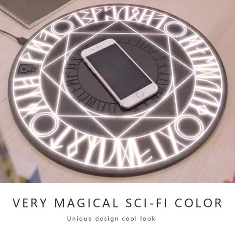 New Magic Universal Wireless Charger