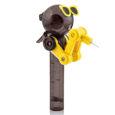 Robot Lollipop Holder Toy