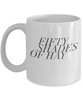 Fifty Shades of Hay Mug