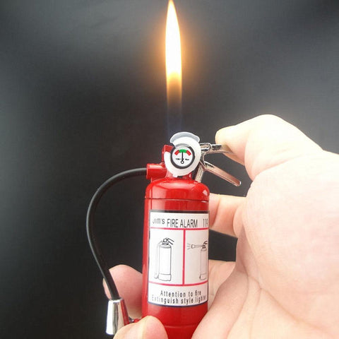 Extinguisher Butane Gas Lighter
