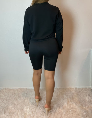 Kim K Sweater (black)