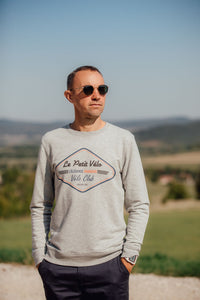 "Le sweat-shirt ""Le Mr incontournable"""