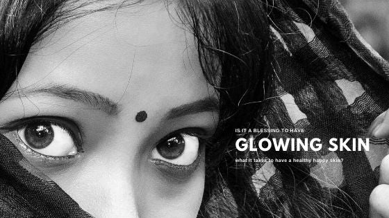 Wow! Your face is glowing – we always desire to hear this forever. But, what does glow mean and how to achieve it?