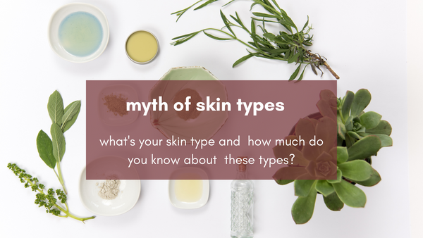 skin types - what's your skin type goal?