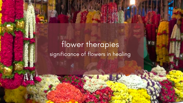 flower therapies, bach flower remedies and more for your skin and hair