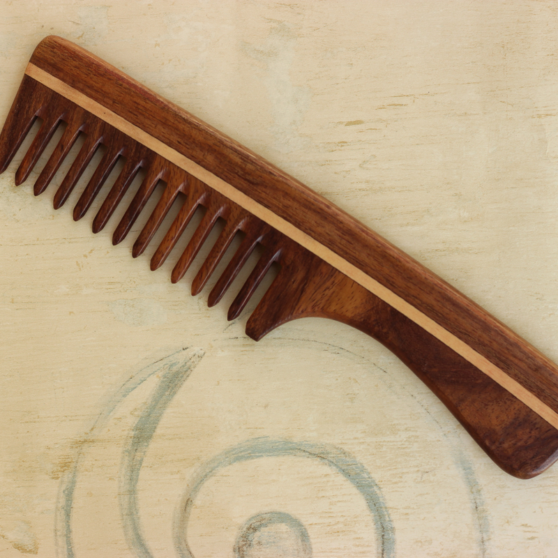 shisham wooden combs