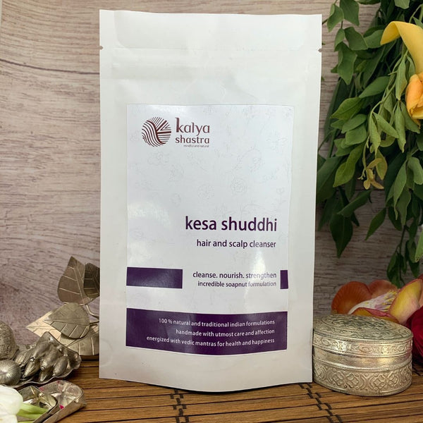 kesa shuddhi - hair wash powder