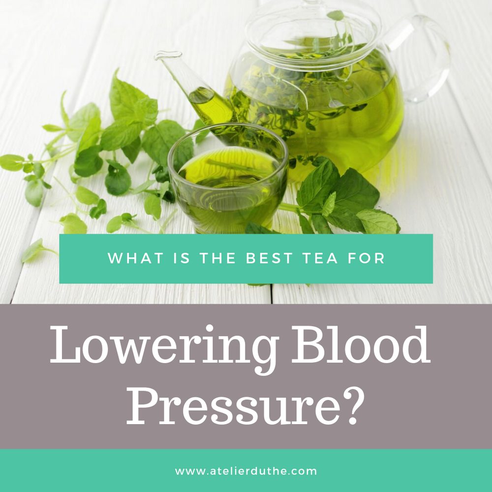 The Best Tea for Lowering Blood Pressure