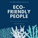ECO FRIENDLY PEOPLE - The Truth on Why We Decided To Cut Our Profits - THE TRUTH MIGHT SHOCK YOU