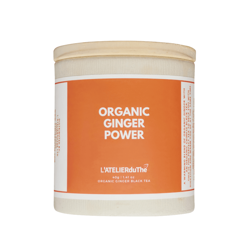 Organic Ginger Power
