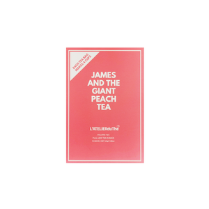 Load image into Gallery viewer, James and the Giant Peach Tea Bags