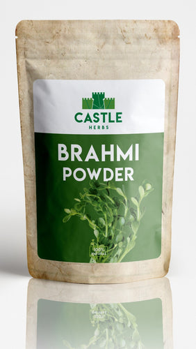Natural Brahmi Powder | Castle Herbs