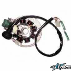 (02) Base Generator Stator - G-FORCE POWERSPORTS