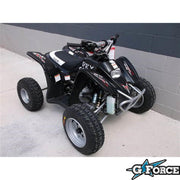 #02 Front Fender Only - Black - G-FORCE POWERSPORTS