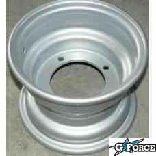 (02) Steel Wheel Rim,Front, 10*5.5 (PCD145) - G-FORCE POWERSPORTS