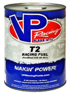 T2 VP Race Fuel - 5 Gallons