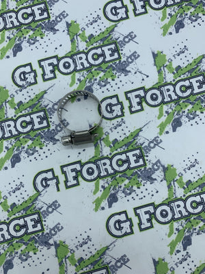 (07) Hose Clamp - Stock Cylinder - G-FORCE POWERSPORTS