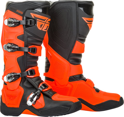 FLY RACING  FR5 BOOTS ORANGE