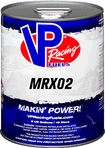 MXR02 VP Race Fuel - 5 Gallons
