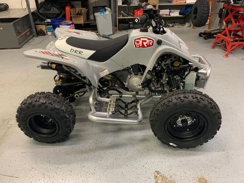 "2020 DRR DRX 50cc ATV - ""R"" LTD Competition Model"