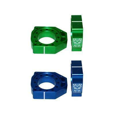 Kawasaki Chain Adjuster Kit KX Big Bikes - G-FORCE POWERSPORTS