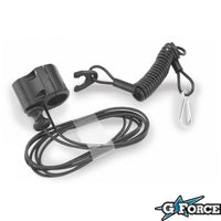 Pro Design Tether Kill Switch - Black - G-FORCE POWERSPORTS