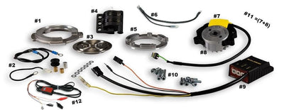 Spare Parts - Malossi PVL - MHR II - G-FORCE POWERSPORTS