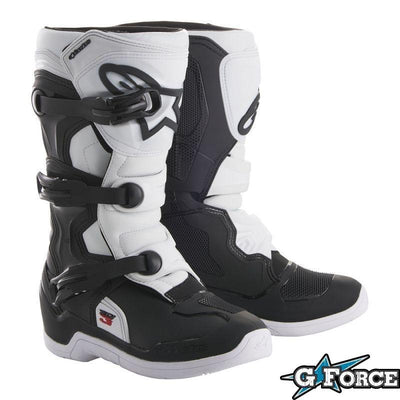 TECH 3S YOUTH BOOT - Alpine Star - G-FORCE POWERSPORTS