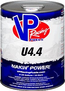 U4.4 VP Race Fuel - 5 Gallons - G-FORCE POWERSPORTS
