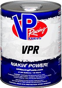 VPR Race Fuel - 5 Gallons - G-FORCE POWERSPORTS