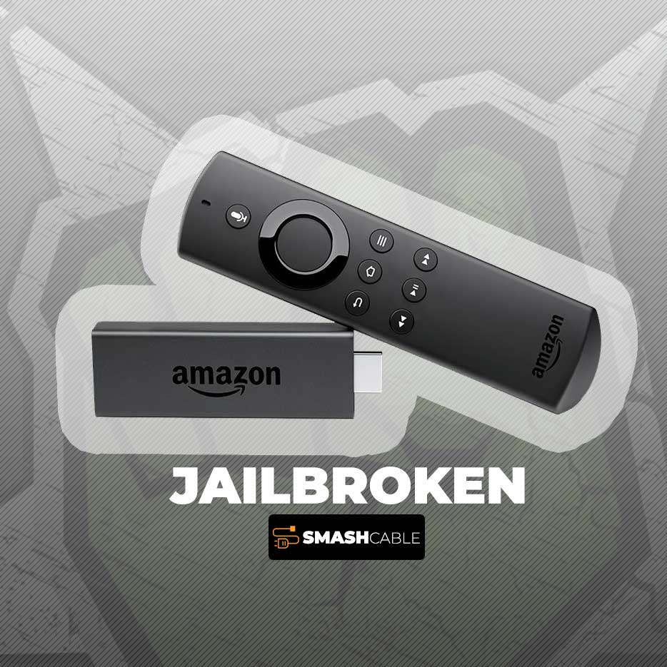 Jailbroken Amazon Firestick For Sale - Fully Loaded Kodi and More! - smashcable