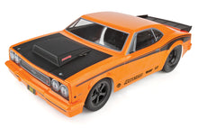 Load image into Gallery viewer, Associated DR10 Drag Race Car, 1/10 Brushless 2WD RTR, w/ LiPo Battery & Charger, Orange