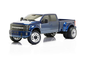Cen Ford F450 1/10 4WD Solid Axle RTR Truck - blue pre-order