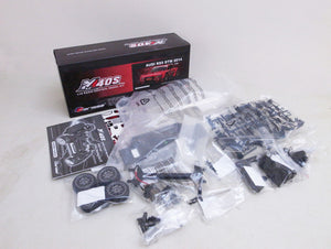 Carisma M40S Audi RS5 DTM Car Kit, 1/10 Scale, 4WD