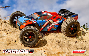 Corally  1/8 Kronos XP 2021 4WD Monster Truck 6S Brushless RTR (No Battery or Charger)