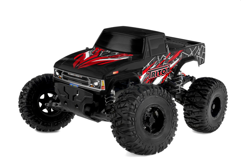 Corally 1/10 Triton XP 2WD Monster Truck Brushless RTR (No Battery or Charger)