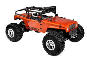 Corally 1/10 Moxoo XP 2WD Off Road Truck Brushless RTR (No Battery or Charger)