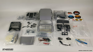 Cross rc    Body Kit (Complete): SU4