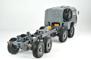 Cross RC MC8 1/10 Miltary 8x8 Truck Kit