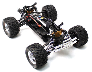 Dhk Crosse Brushless 1/10 4WD Monster Truck, Ready To Run, No Battery or Charger