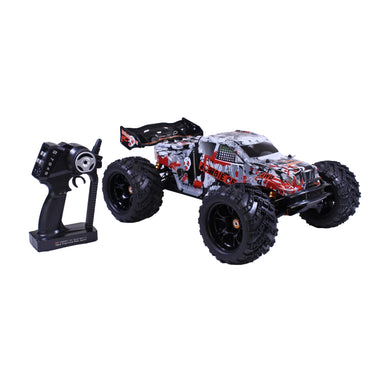 DHK Zombie 8E 1/8 4WD Brushless Monster Truggy, RTR, No Battery or Charger