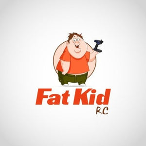 Fat kid RC decals