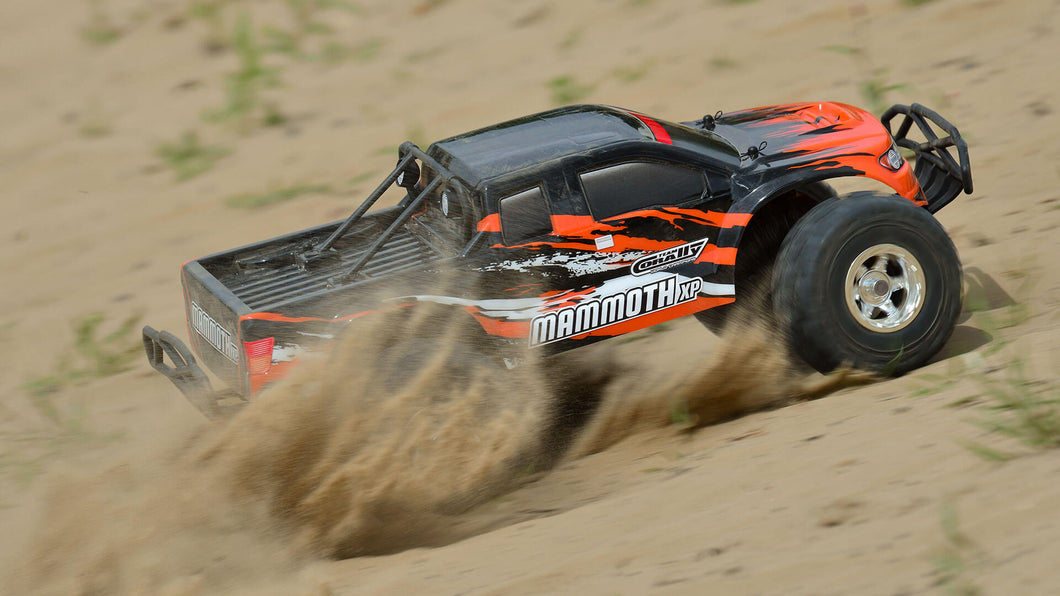 Corally 1/10 Mammoth XP 2WD Desert Truck Brushless RTR (No Battery or Charger)