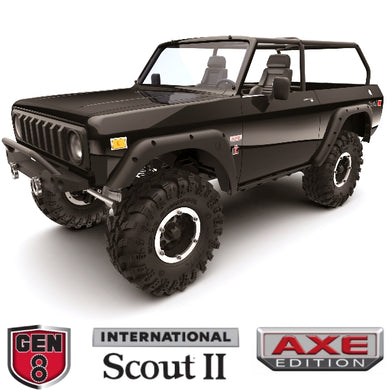 Pre-order GEN8 SCOUT II AXE EDITION 1/10 SCALE CRAWLER