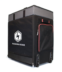 Racer's Edge RC 1/8 Scale Pro Hauler Bag with Plastic Inner Boxes